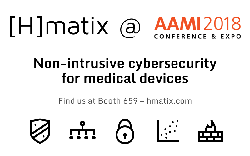 hmatix at AAMI 2018