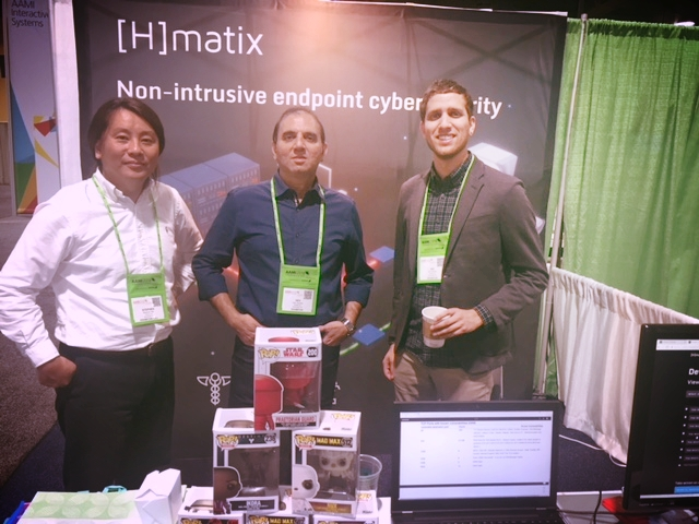 hmatix team at AAMI 2018