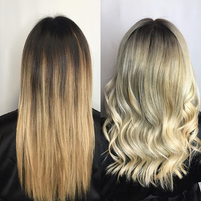 Magic becomes art when it has nothing to hide. #oya #olaplex #goldwellapprovedus #kmsapprovedus #blondebombshell #blondeambition #doubleprocess #modernsalon #behindthechair #btcpics #corpuschristitexas #corpuschristisalons #magic #magical #handpainted #paintbynumbers