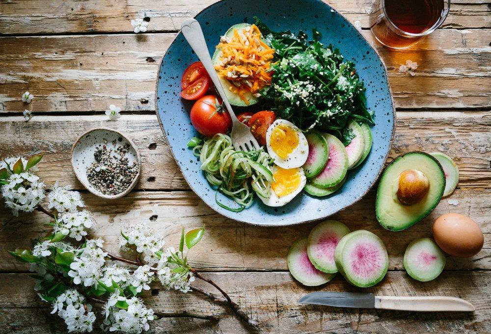 Veggie Bowl + Egg.jpg