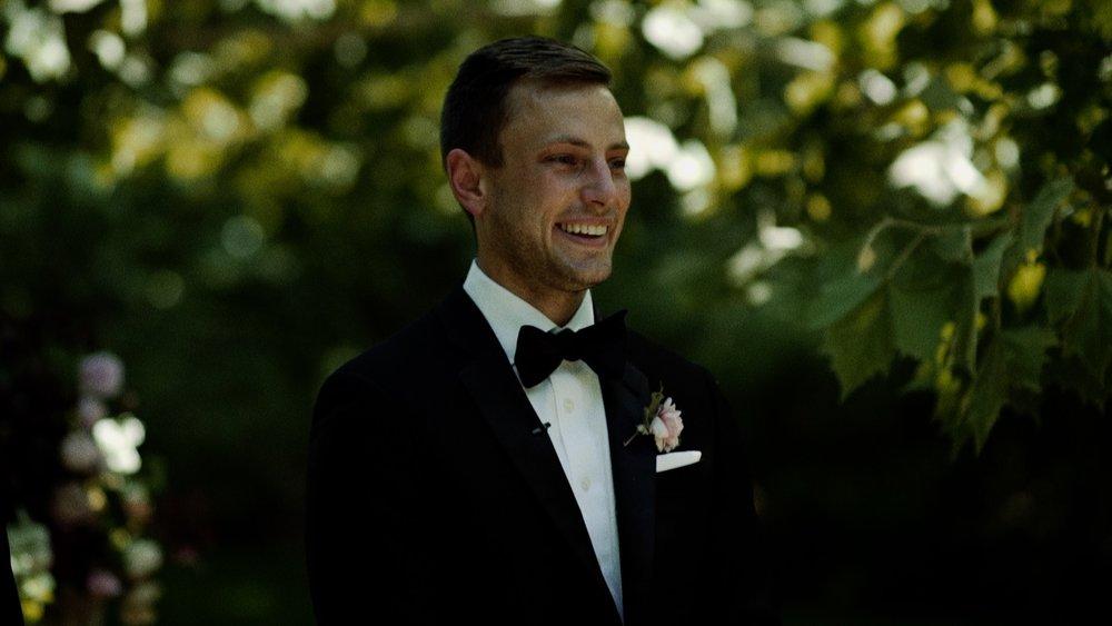 San Luis Obispo, California Wedding Videographer