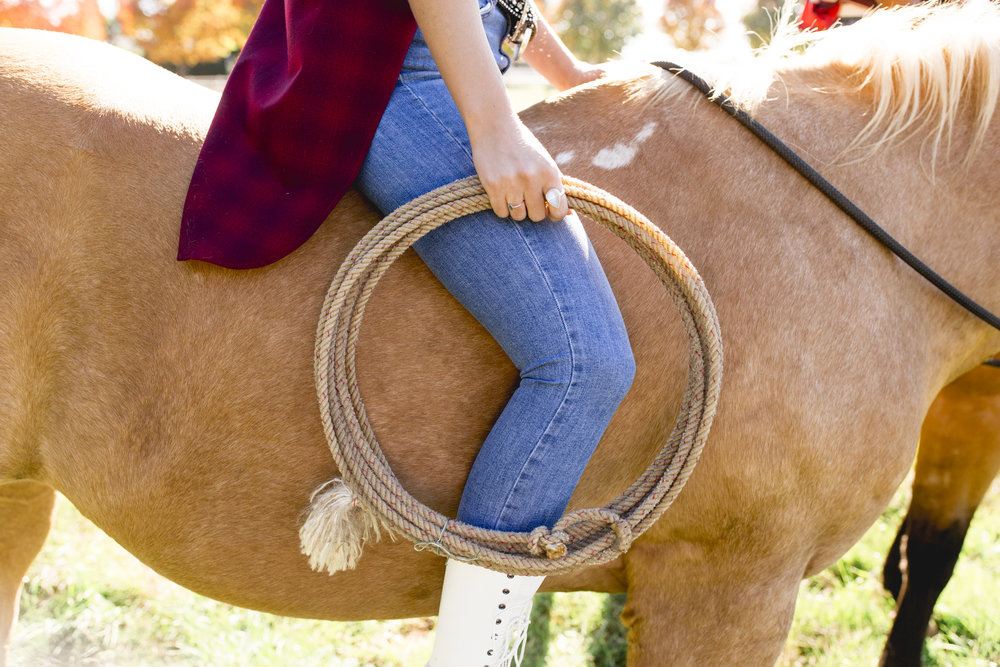 Ride em' Cowgirl - Custom apparel for all your rodeo needs. Whether it's a made-to-measure pencil skirt in Pendleton wool, rodeo gown, or a full vest, belt, and bootrug set, O' Field has got you covered.We can either dream up something new, or switch fabrics in one of the existing silhouettes in the collection.