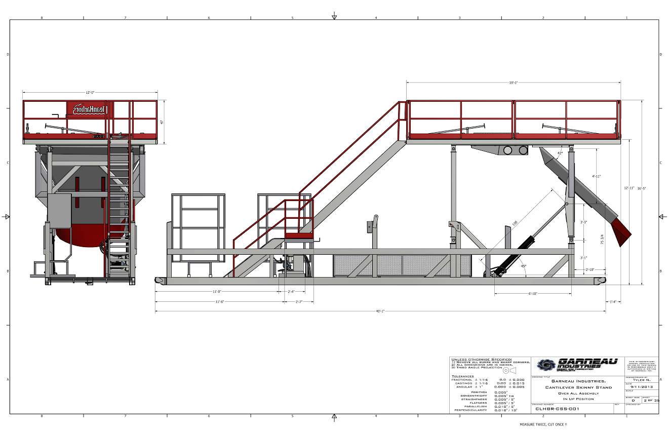 And Coating Systems Oilfield Equipment Pipeline Customized Container Electrical Programming Design Mechanical Drafting