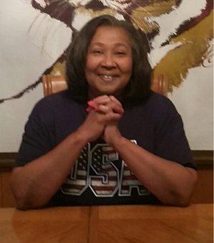 Sharon Collins, Chambliss Center for Children Foster Parent