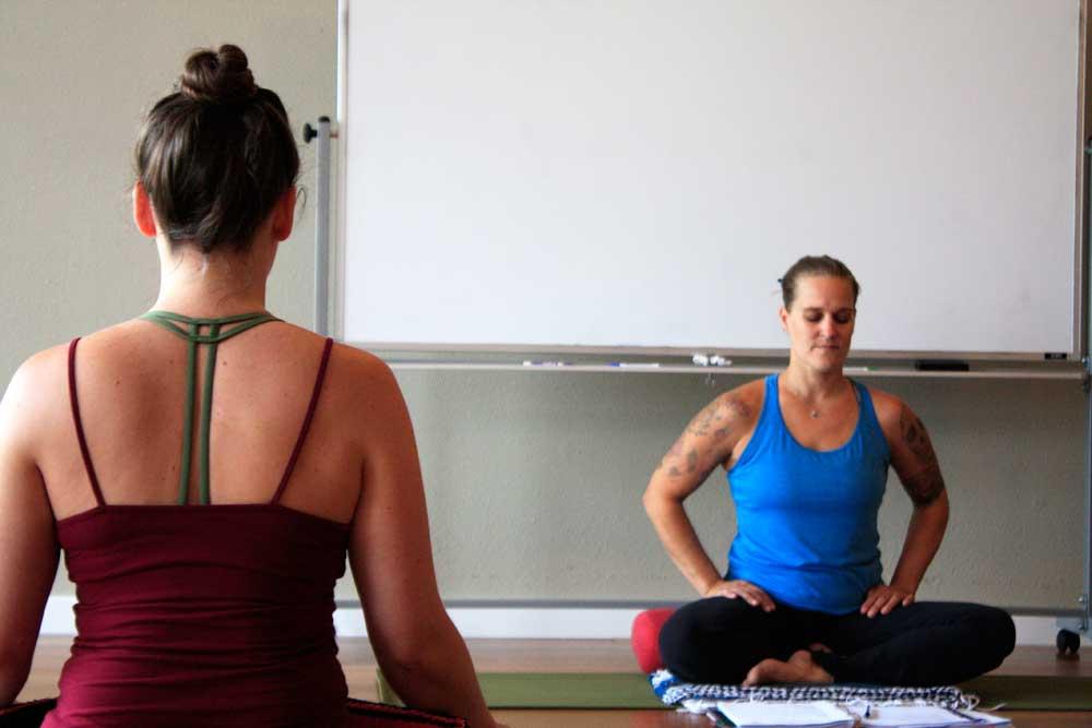 Yoga Teacher Training Puyallup Pranyama