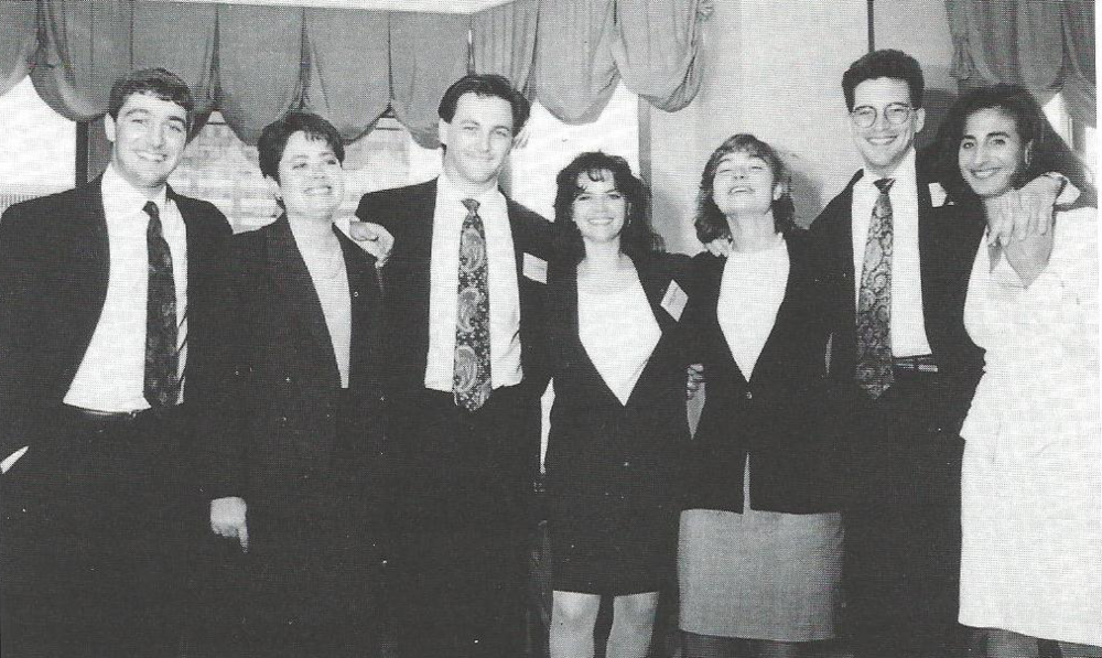 David Pollay served as president of AIESEC at Yale in 1987 and as president of AIESEC US in 1989.