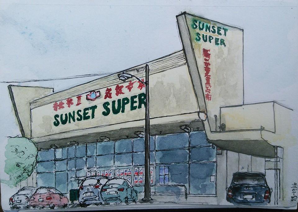 Sunset Super
