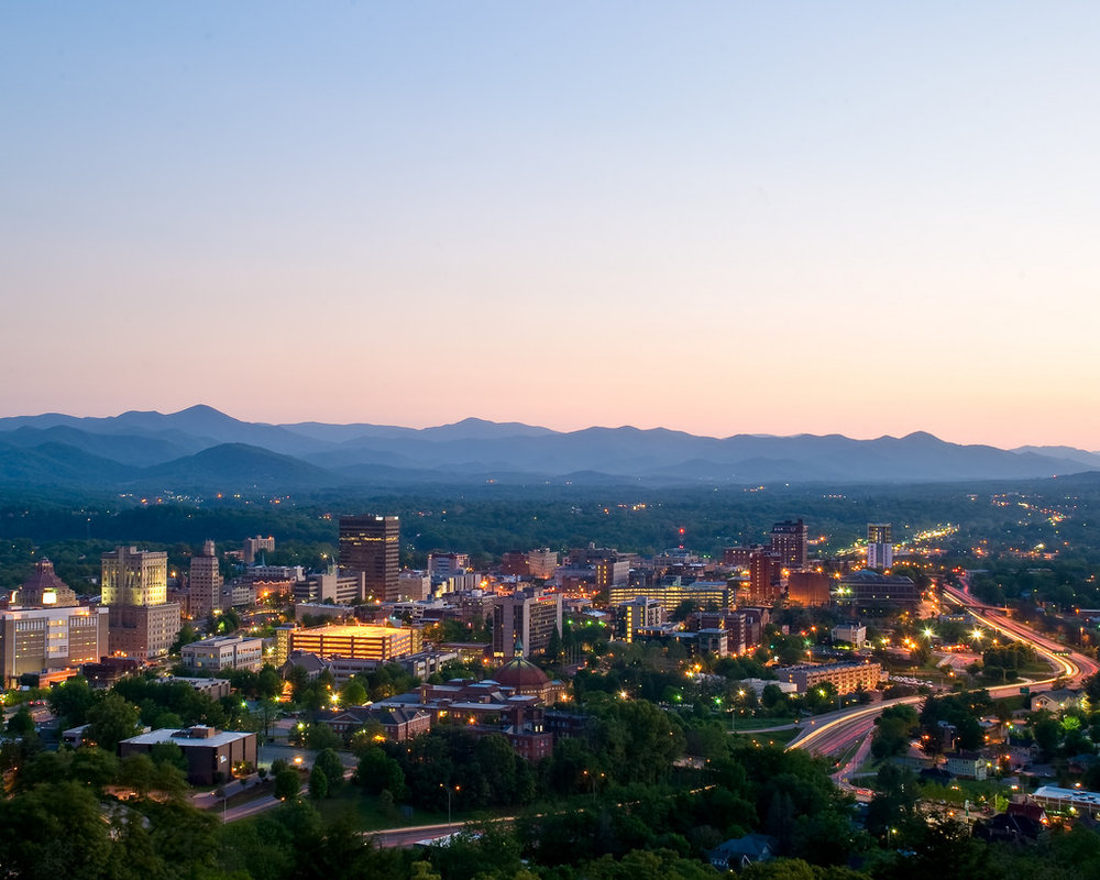 Asheville, NC - A beer and nature love's paradise