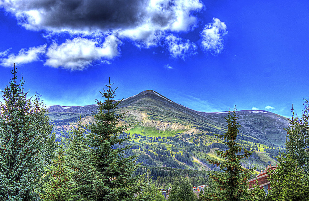Breckenridge, CO - Some of the best hiking in the country