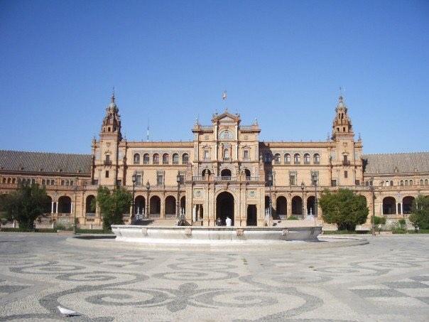 Plaza de España #sevilla #seville #spain #studyabroad #erasmus #europe #spring #travel #travelphotography #wanderlust #travelplanner #vacay #vacation