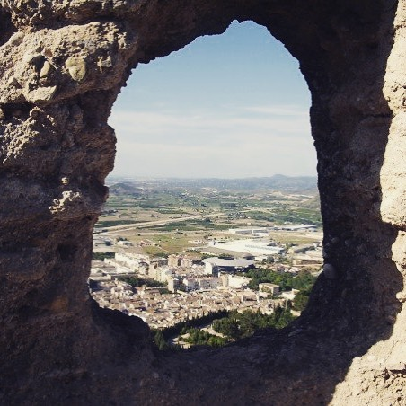 Exploring old castles outside of #Valencia #Spain #studyabroad #vacation #vacay #travel #travelphotography #photography #wanderlust