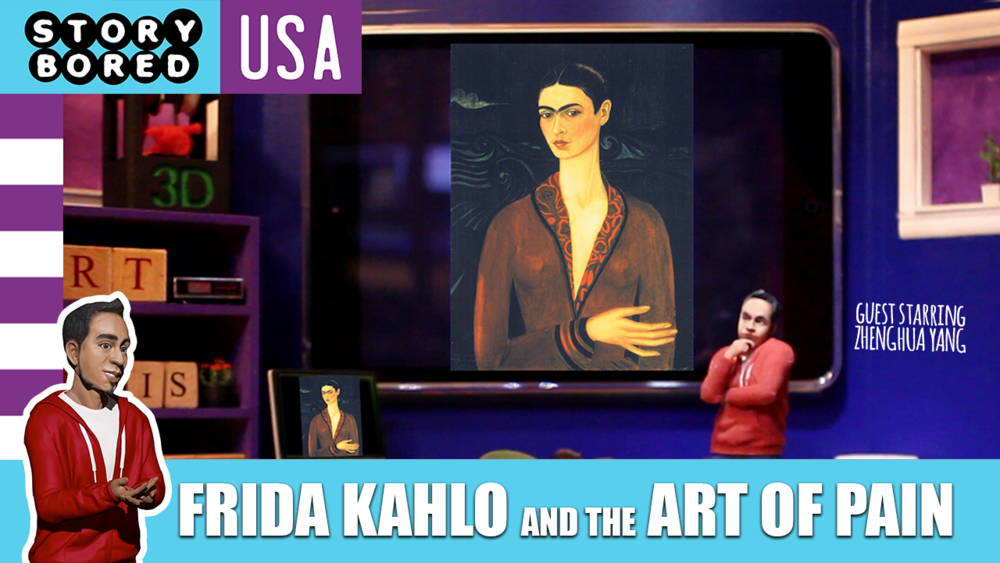 While pain is an unfortunate side effect of the human experience, it can be a powerful vehicle for creative expression. Mexican artist Frida Kahlo taught herself how to paint and used her art to communicate the pain she felt on a daily basis. Her art also expressed the pride she felt in her culture, her sexuality, and her womanhood.  This episode's creative coach is video game developer  Zhenghua Yang , who dedicates his life to creating games to help people, after overcoming a life- threatening illness.