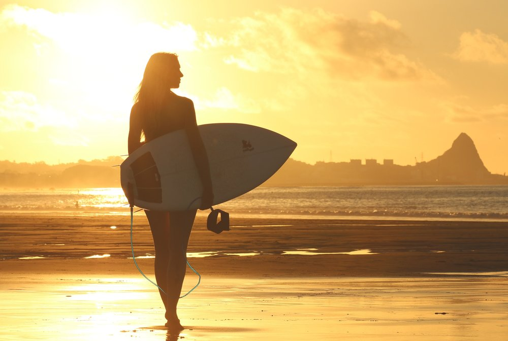 Go surfing before you take a language or music lesson -