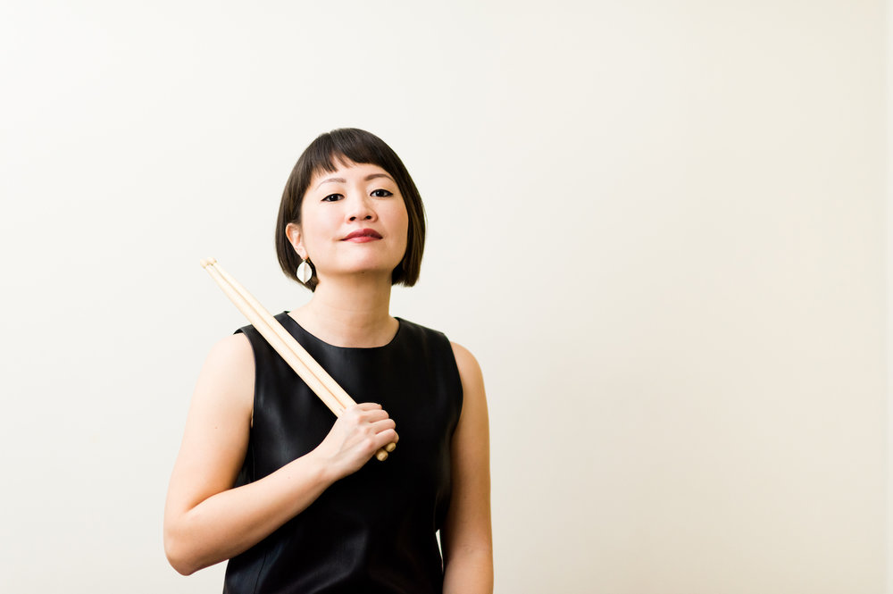 Multi-percussionist Haruka Fujii has become one of the most prominent solo percussionists and marimbists of her generation. She has won international acclaim for her interpretations of contemporary music, having performed premieres of works from composers including Tan Dun, Nico Muhly, Vijay Iyer, Joji Yuasa, and Maki Ishii. Since 2010 Ms. Fujii has performed as a member of the Grammy Award winning Silk Road Ensemble, joining a group of international musicians founded by Yo-Yo Ma. She has frequently collaborated with composer Tan Dun, performing his Water Percussion Concerto, Paper Percussion Concerto, and opera Tea in major venues across the world              Ms. Fujii's passion for introducing audiences to new percussion music has put her on stage with diverse orchestras and ensembles. She has appeared as a soloist with the Munich Philharmonic, Netherlands Chamber Orchestra, Metropolitan Opera, Sydney Symphony Orchestra, Orchestra Nationale de Lyon, and the NHK Symphony Orchestra. She is a member of Flexible Musicand the Line C3 Percussion Group and two New York based ensembles and also Utari Percussion Duo, a duet project with her sister Rika which actively commission new compositions from young composers. Her world premiere recordings can be found on the SONY, Kosei, ALM Records, and Deutsche Grammophon labels. In addition to her career as a performing artist Ms. Fujii directed the percussion department at the University of Connecticut from 2009-2011, and has been a frequent guest instructor at Juilliard Summer Percussion Seminar and several international percussion festivals.              Born in Saitama, Japan, Ms. Fujii began her musical studies on the piano at the age of three. Influenced by her mother, noted marimbist Mutsuko Fujii, she developed interest in percussion instruments. She studied music at the Tokyo National University, the Juilliard School, and the Mannes College of Music.