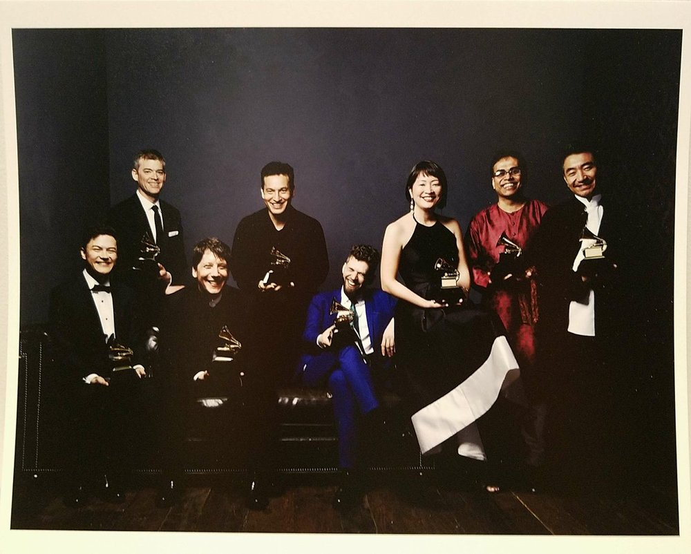 Silk Road Ensemble @ Grammy Award 2017