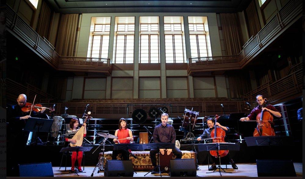 Silk Road Ensemble @ Green Music Center