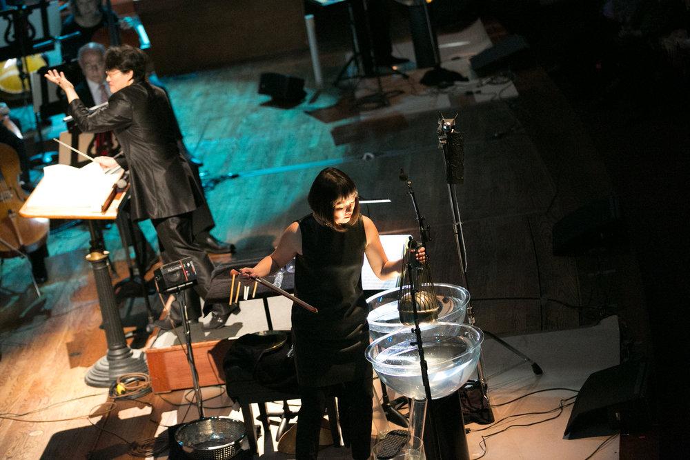 @ San Francisco Symphony with Mei-Ann Chen