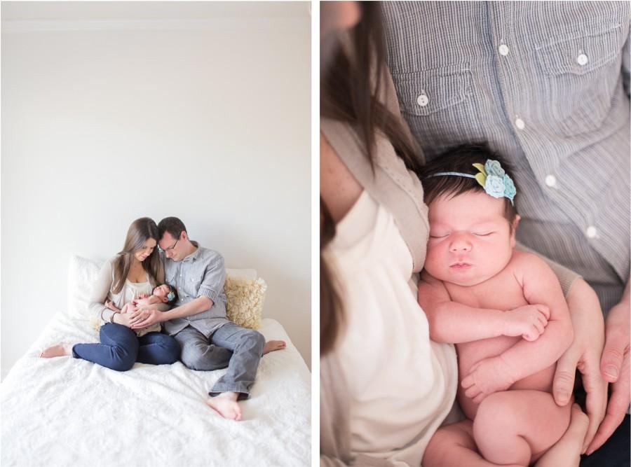 Huntsville AL Newborn Photography