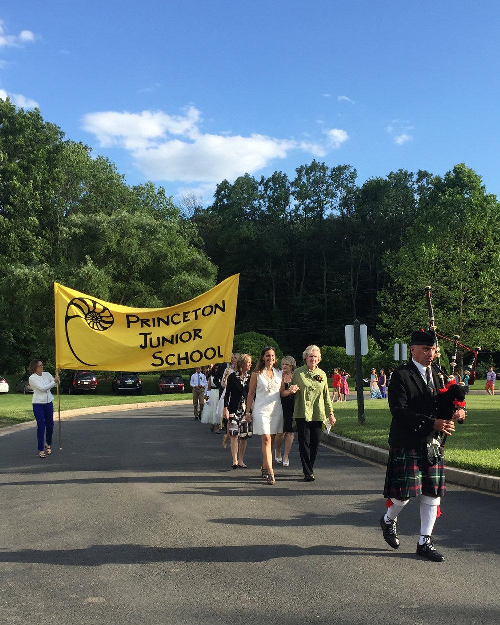 Annual Graduation Procession
