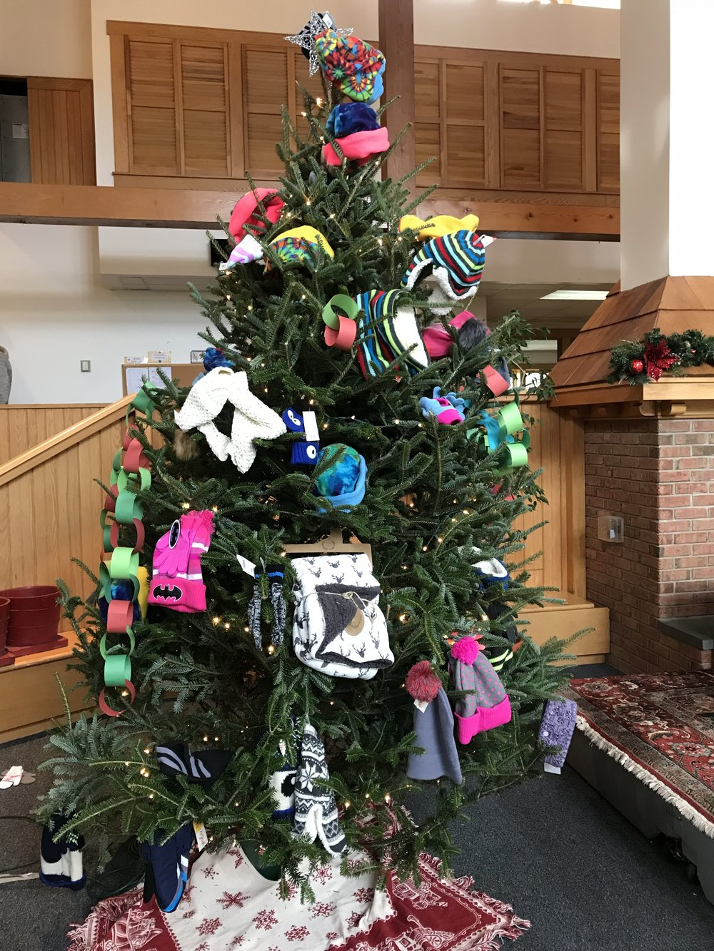 PJS Annual Giving Tree