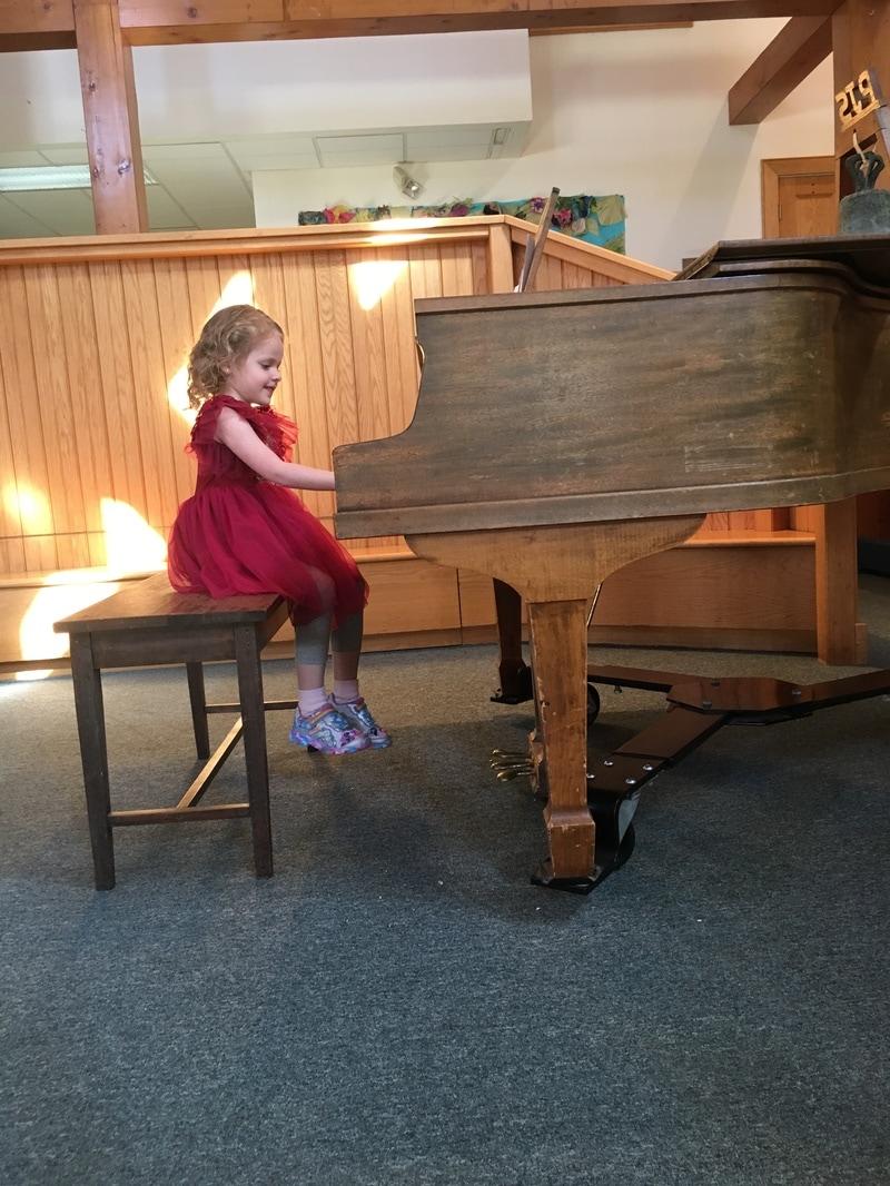 Open Mic Piano