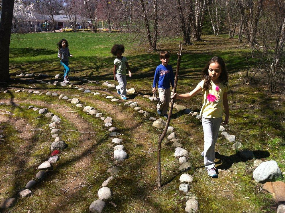 k 1 spring labyrinth.jpg