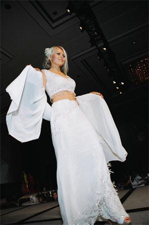 Fashion Show at Chitrahar Night 2005