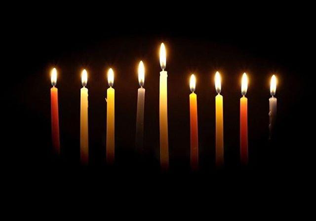 Happy Hanukkah to all of my friends who celebrate!  #happyholidays #happyhanukkah #happychanukah #hanukkah #chanukah #menorah