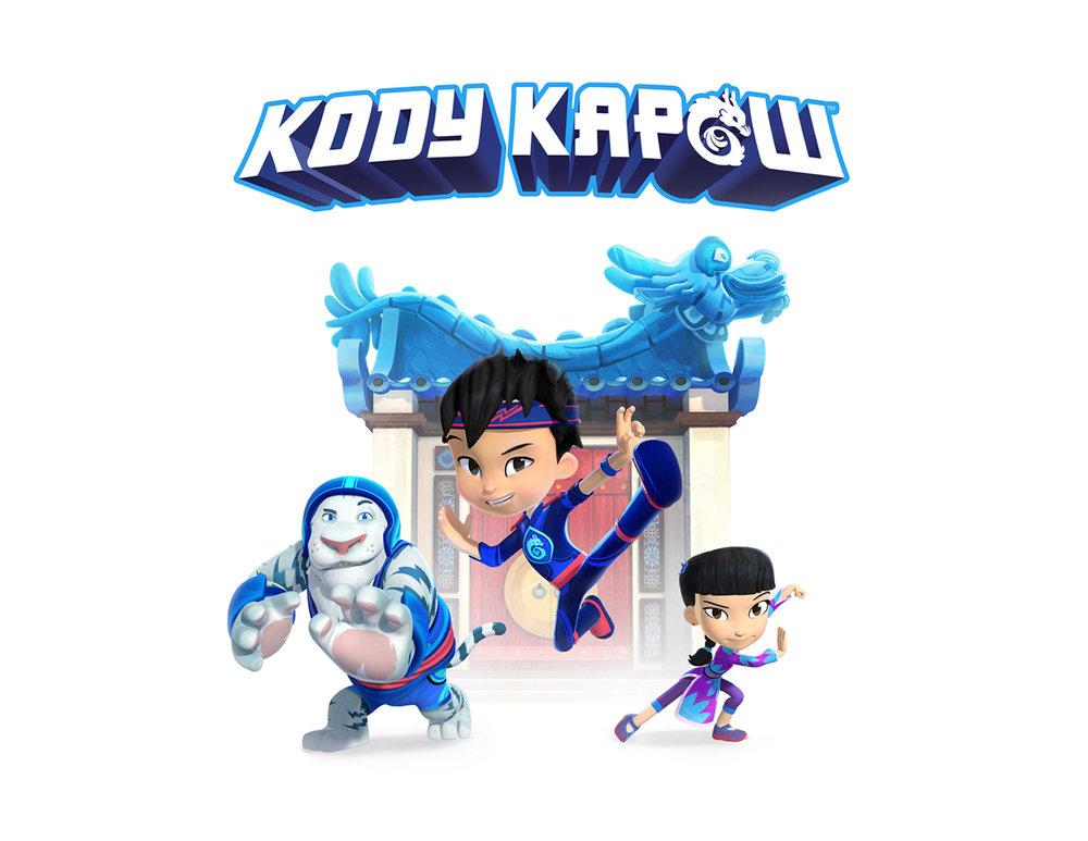 Kody Kapow - TV Production (NBC Universal Kids)Company:Jam Filled EntertainmentRole:Lead ModelerPeriod:Nov 2016 - Present