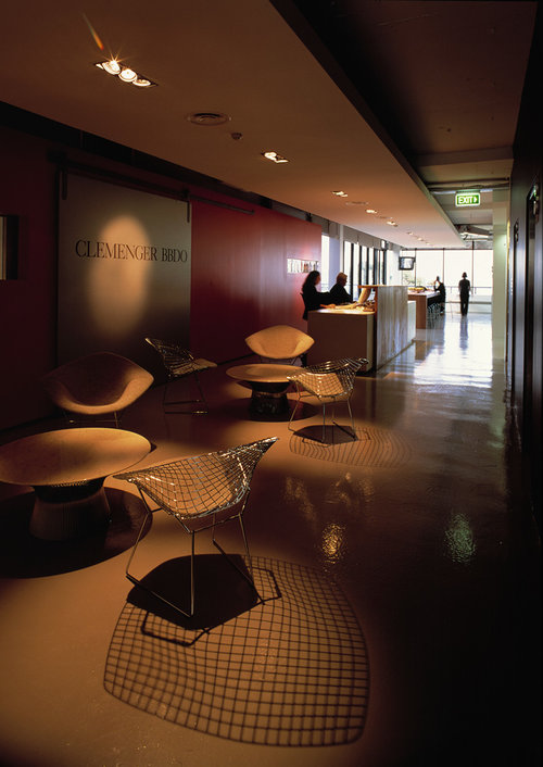 Commercial Interior Design Award - Australian Institute of Architects, NSW  Chapter