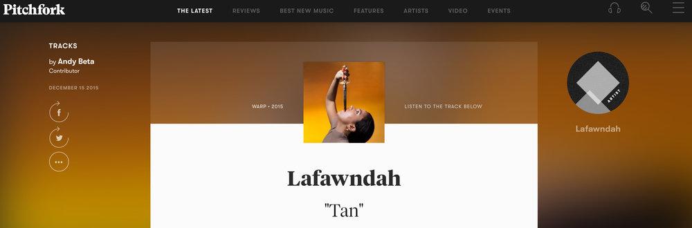 Lafawndah - Tan