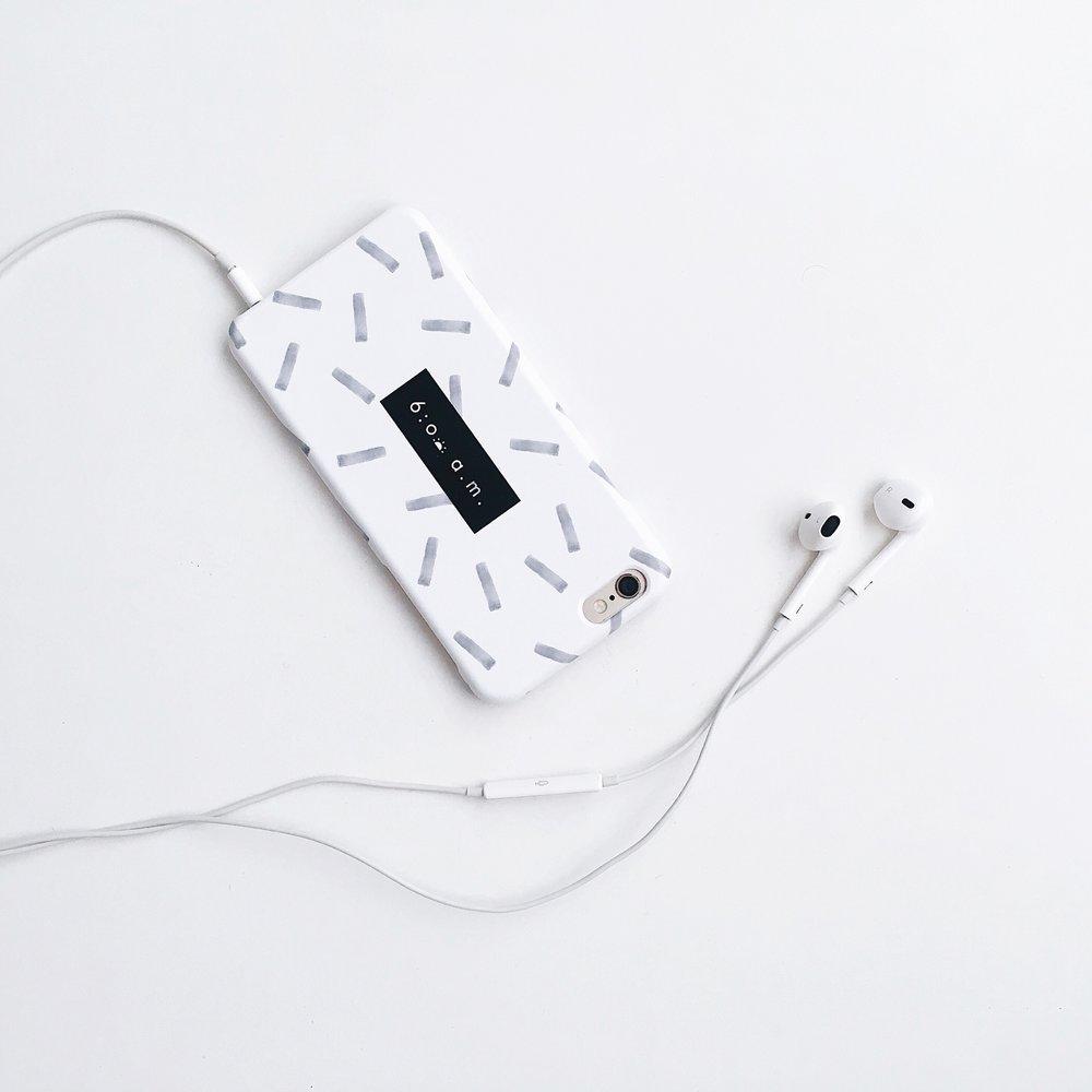 新作のiPhoneケース。minnneさんのケース特集に掲載されました。