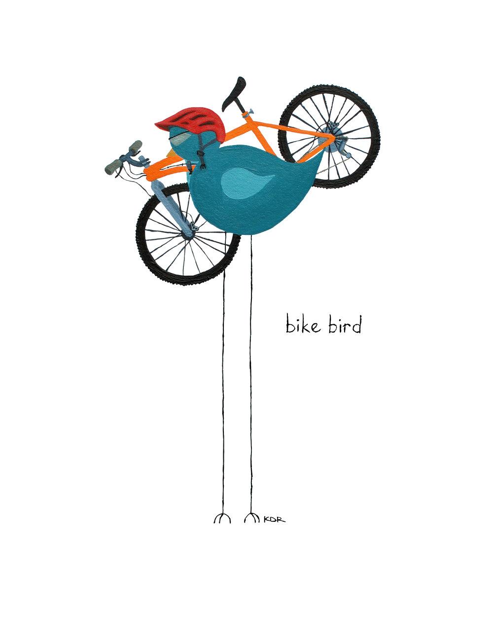 Birder Bird  // $4.95