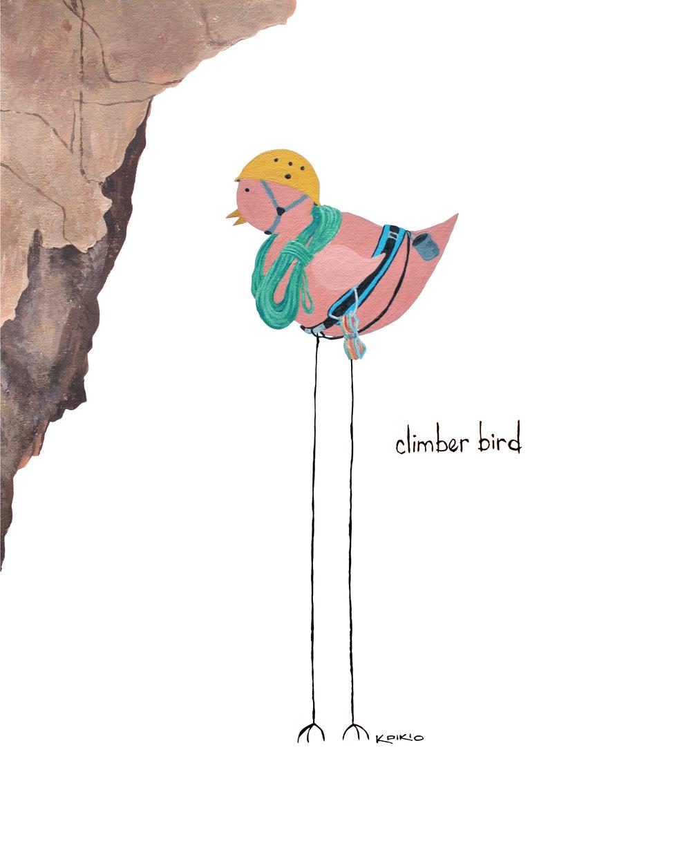 Climber Bird_whitebg_8x10.jpg