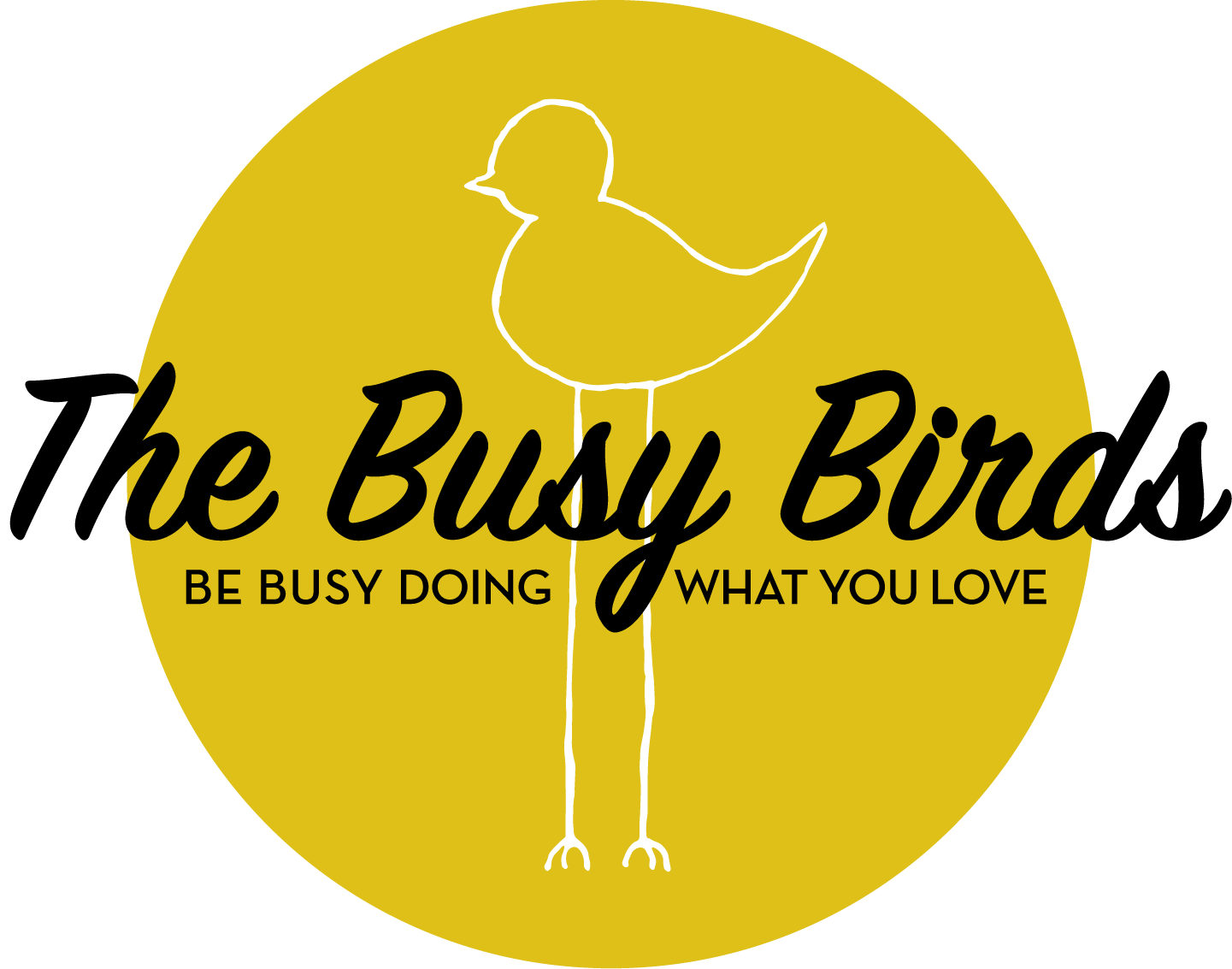 The Busy Birds