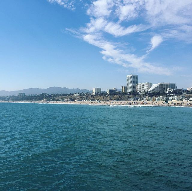 haven't been to the beach all year, I forgot how amazing it is... - #losangeles #beach #fun #la #waves #sun #views