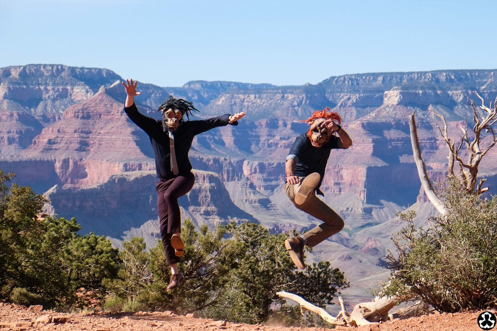 camping-the-grand-canyon-ape-is-dapper-19