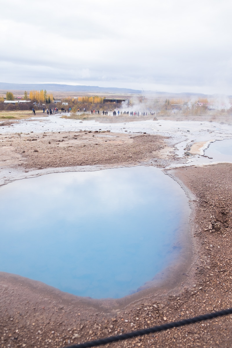 6 days in iceland golden circle geysir hot spring
