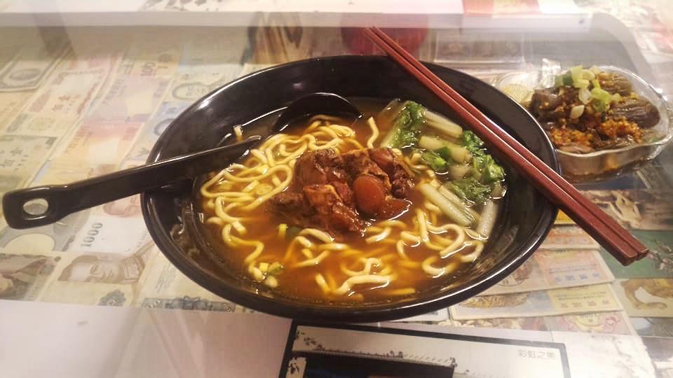 友善環境店家_龍祥麵食館(粘雨馨攝)