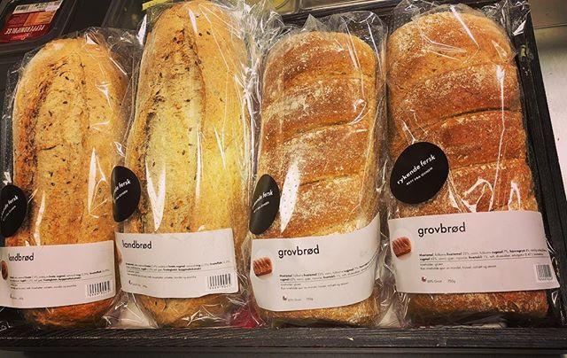 Vi har nystekte brød - hver søndag😊 #søndagsbakeri #rennebu #søndagsåpent