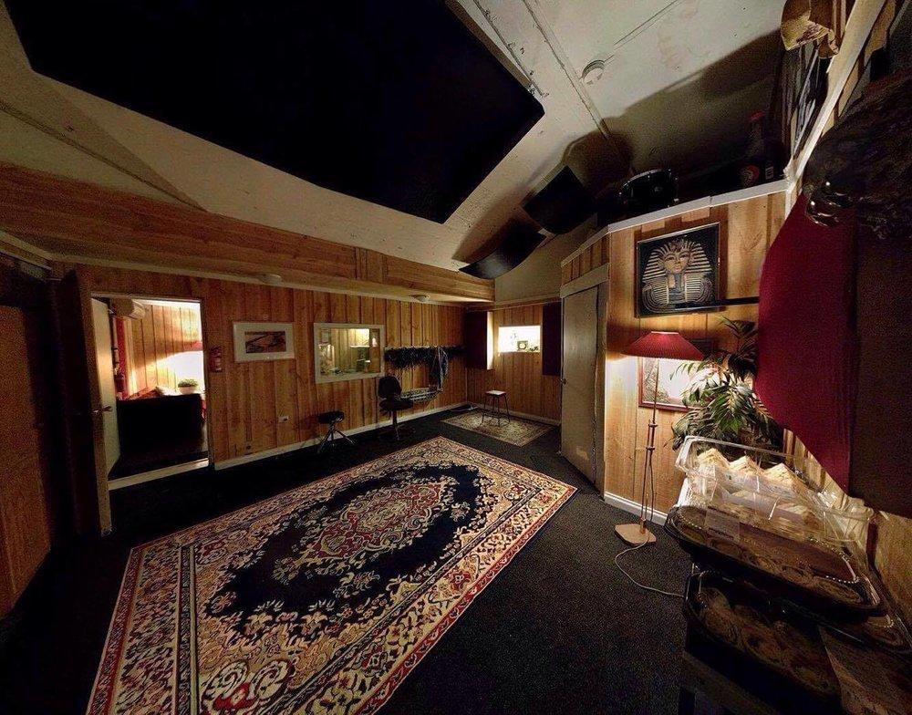 Wundenberg's Live Room
