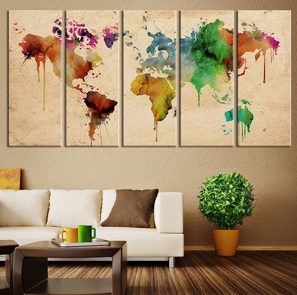 Rent art and pictures for your office home or corporate space
