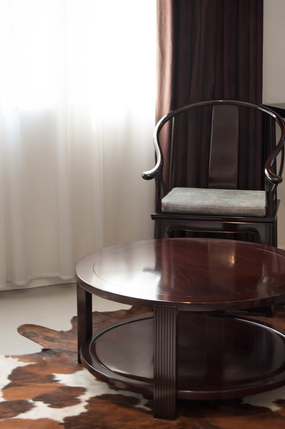 ....chinese ming style furniture | horseshoe armchair : ch 5..中式明式家具 | 圈椅 :ch 5....