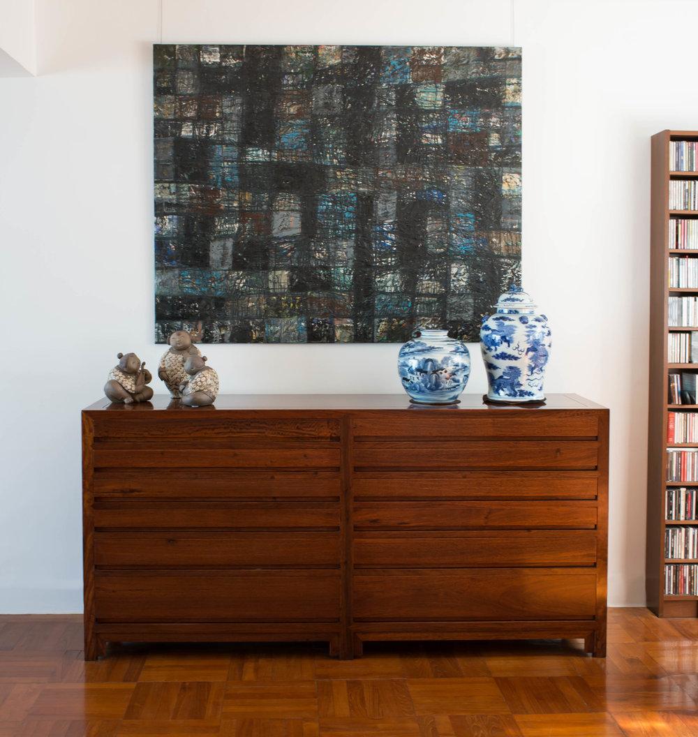 ....bespoke modern chinese style furniture : chest of drawers ..特别定制现代中式家具 : 抽屉柜....