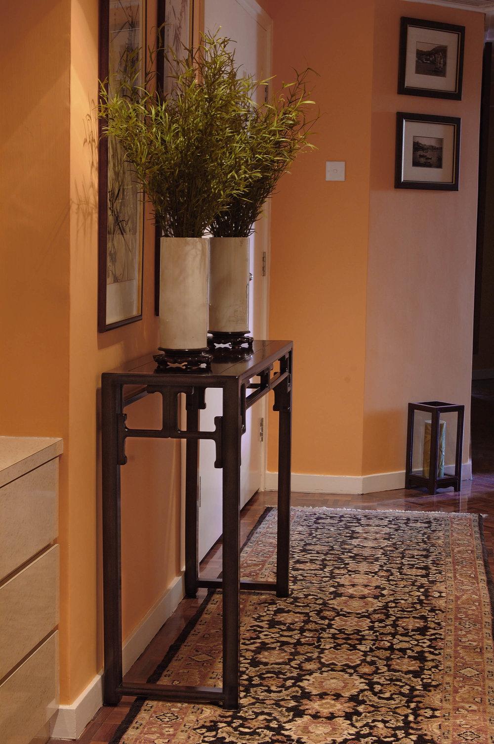....chinese qing style furniture : side table..中式清式家具 : 条桌....