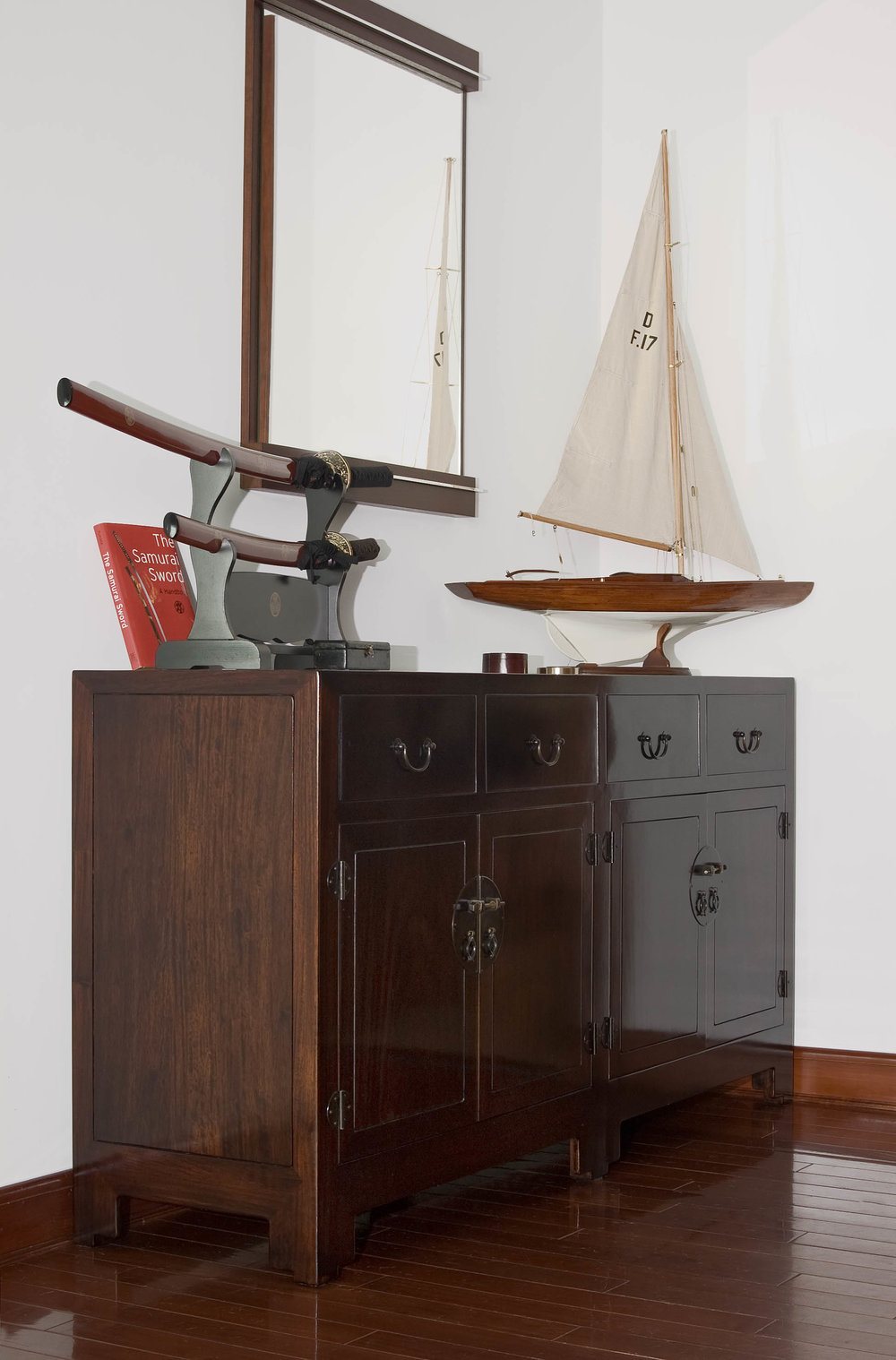 ....chinese ming style furniture : sideboard..中式明式家具 : 餐柜....