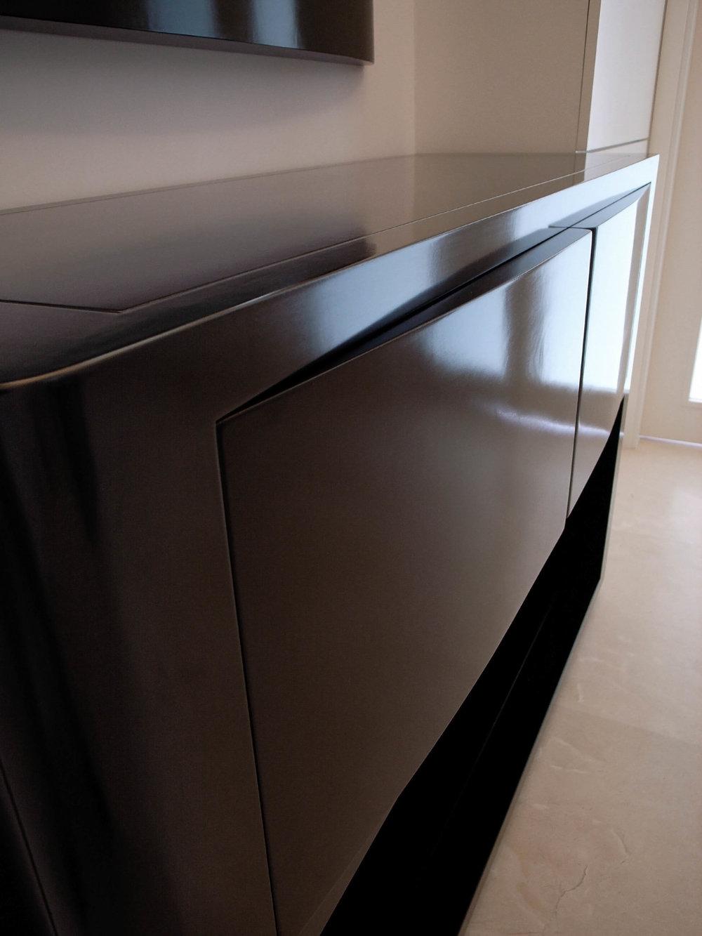 ....bespoke modern furniture : side cabinet ..特别定制摩登家具 : 柜....