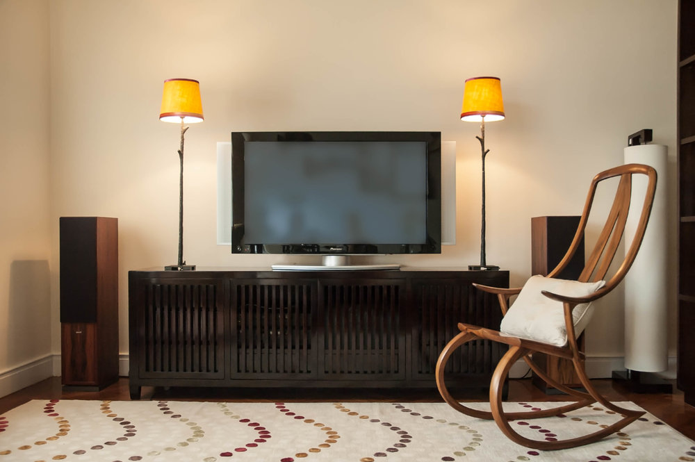 ....bespoke modern chinese furniture : TV cabinet..特别定制现代中式家具 : 电视柜....
