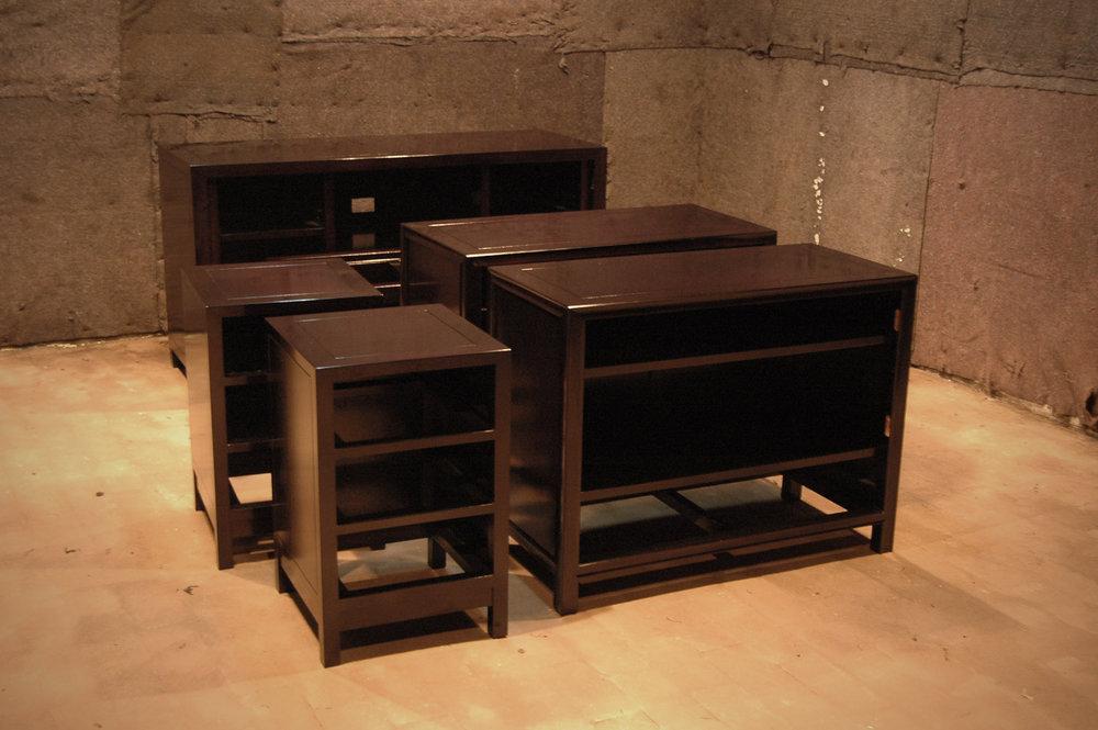 ....modern furniture : artisan crafting photos ..摩登家具 : 公丈制作照片....
