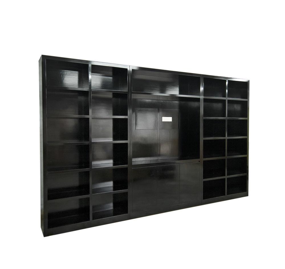 ....bespoke modern furniture : compound tv / bookshelf ..特别定制现代家具 : 组合电视 / 书架....